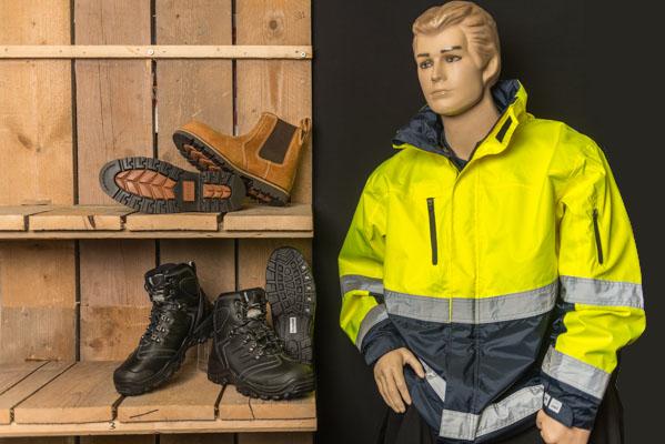 Textiel en Werkschoenen